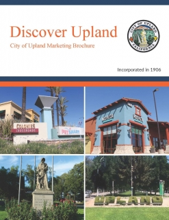 Discover Upland Brochure