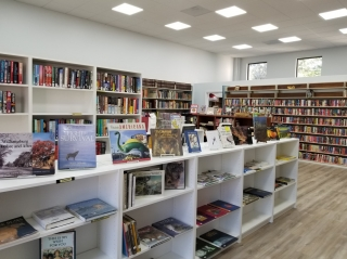 Bookstore Expansion