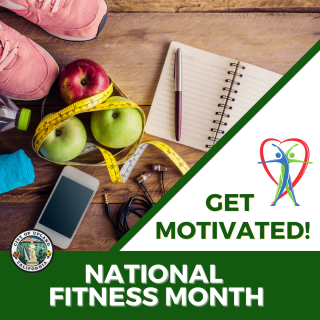 National Fitness Month