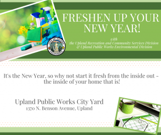 Freshen Up Your New Year