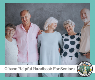 Gibson Helpful Handbook For Seniors