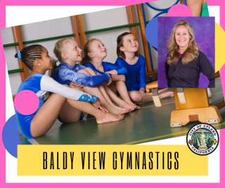 Janine Bissonnette, Owner of Baldy View Gymnastics