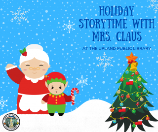 Holiday Storytime With Mrs. Claus