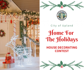 2020 Home For The Holidays House Decorating Contest