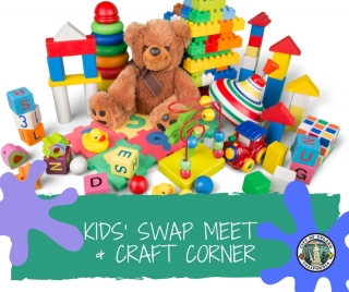 Kids' Swap Meet & Craft Corner
