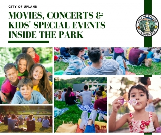 Concerts & Special Events Inside The Park
