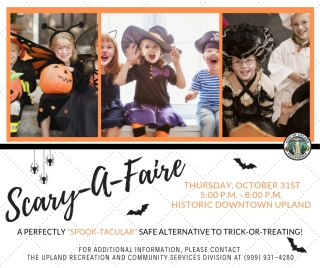 Scary-A-Faire Celebration