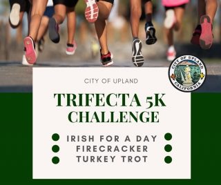 JOIN THE 2019 UPLAND TRIFECTA CHALLENGE!!!