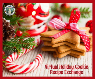 Virtual Holiday Cookie Recipe Exchange