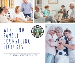 West End Family Counseling Lectures