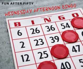 BINGO Hosted By Fun After Fifty