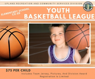 2019-2020 Co-Ed Youth Elementary Basketball League